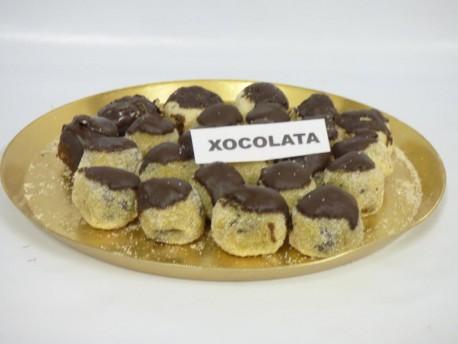 Panallets xocolata