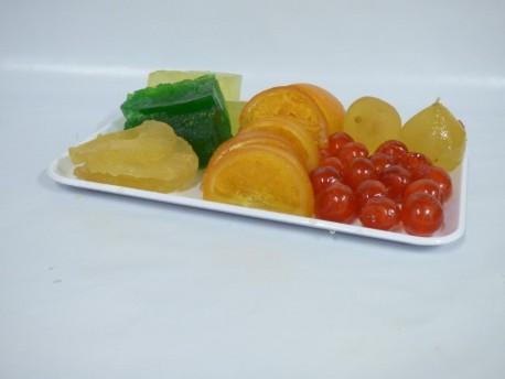 Fruita confitada