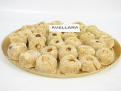 Panellets avellana