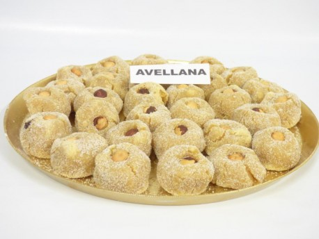 Panellets avellana