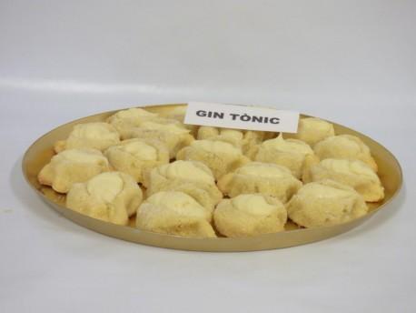 Panallets  de gin tónic