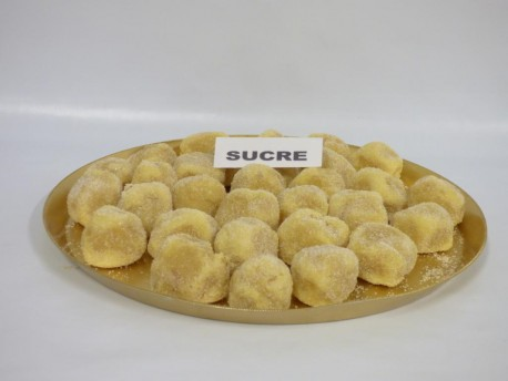 Panellets de azúcar