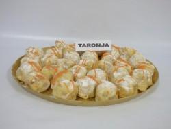 Panellets taronja